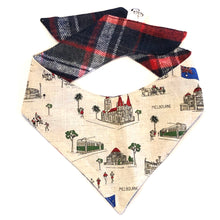 MELBOURNE MAGIC - DOG BANDANA - Pet Pouch