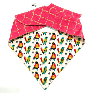 MOROCCAN CHICKS - DOG BANDANA