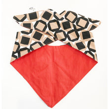 RED ROCK - DOG BANDANA - Pet Pouch