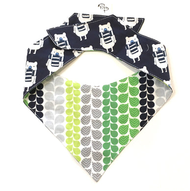 SPRING BEAR - DOG BANDANA