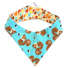 SQUIRREL NUTS - DOG BANDANA - Pet Pouch