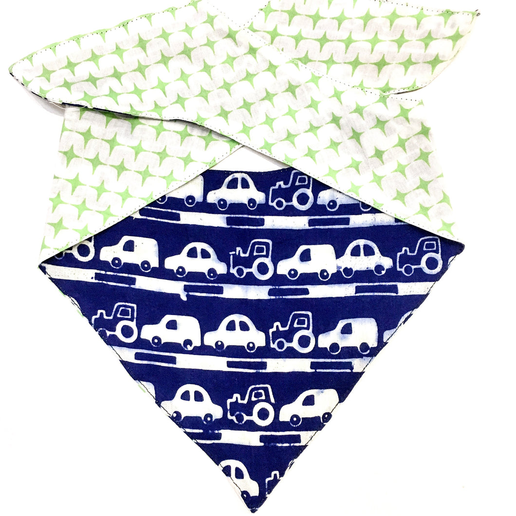 TRAFFIC JAM - DOG BANDANA - Pet Pouch