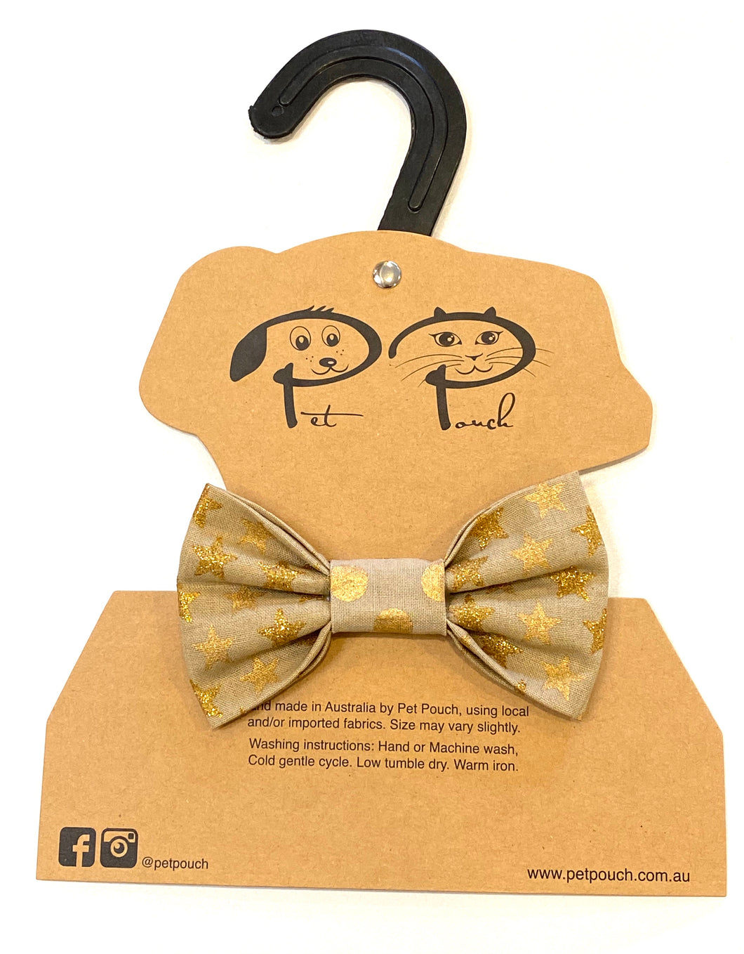 GOLD MAGIC - BOW TIE