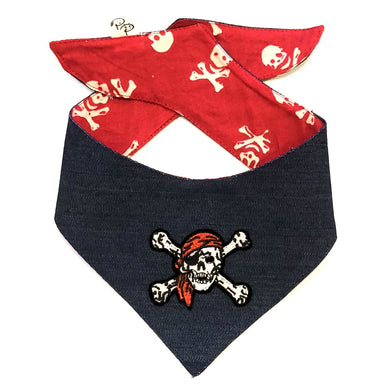 PIRATE - DOG BANDANA - Pet Pouch