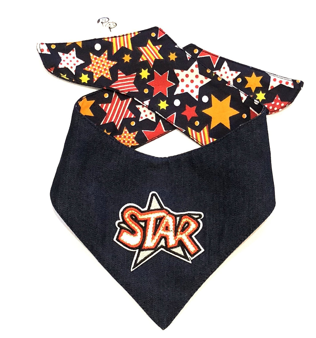 I'M A STAR - DOG BANDANA - Pet Pouch