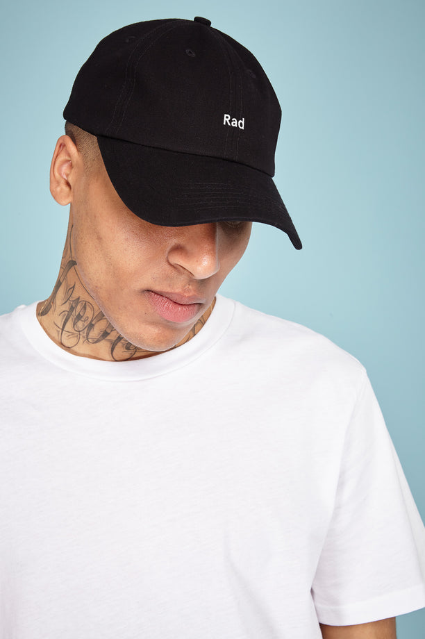 Rad Logo Series - Cap Black