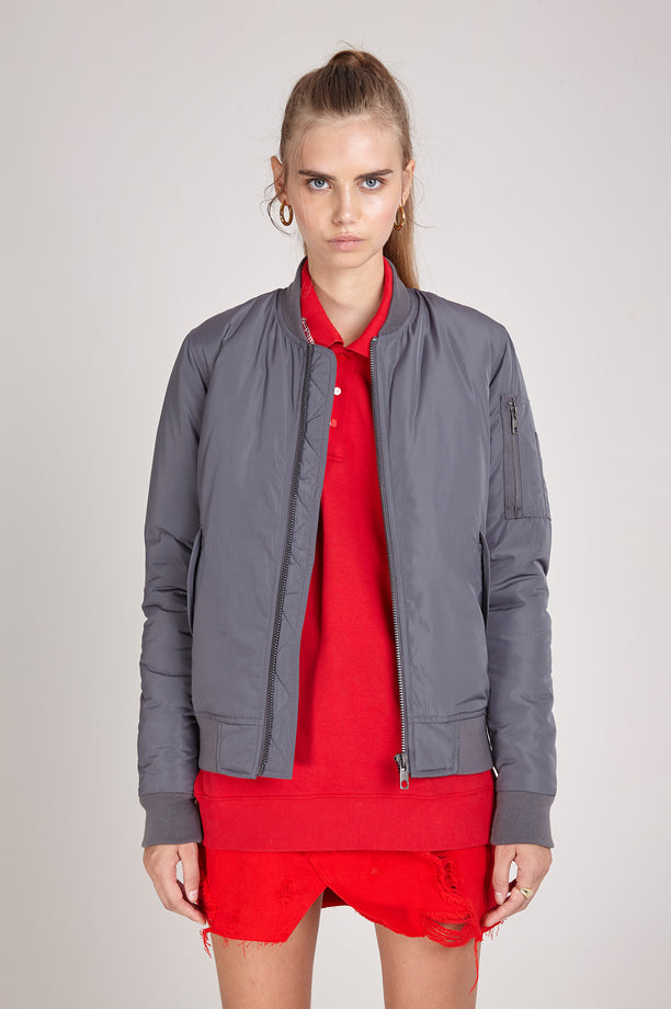 Bomber AVIATOR - Grey