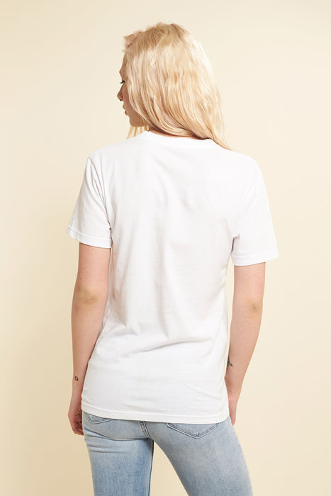Boyfriend T-shirt - White