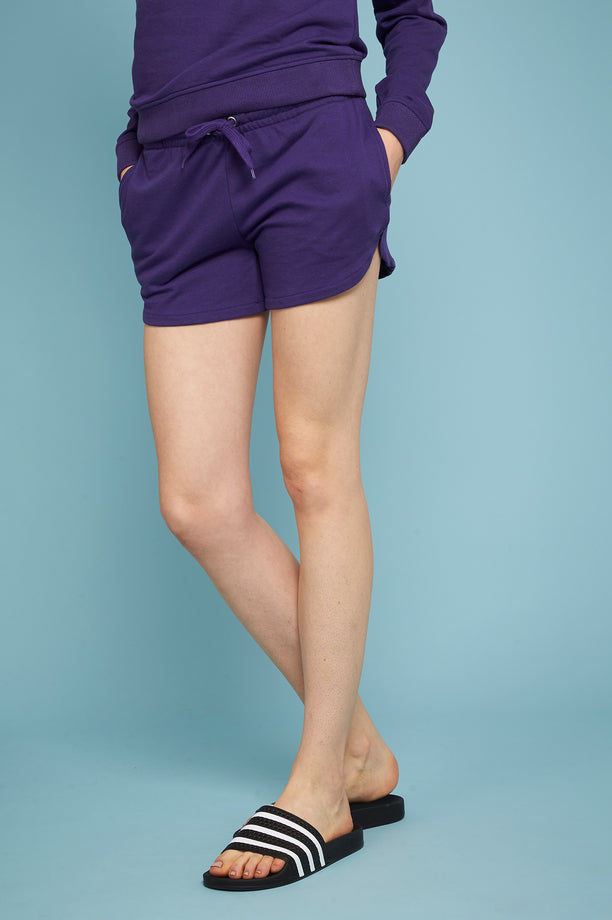 Light shorts - Violet