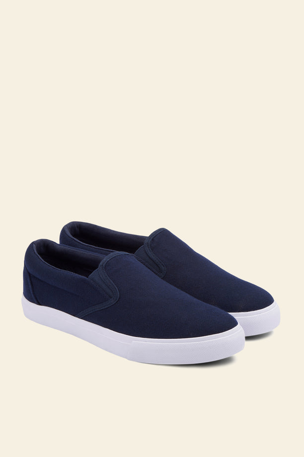 Classic slip-on - Navy