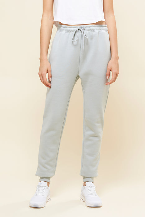 Women Jogger - Grey blue