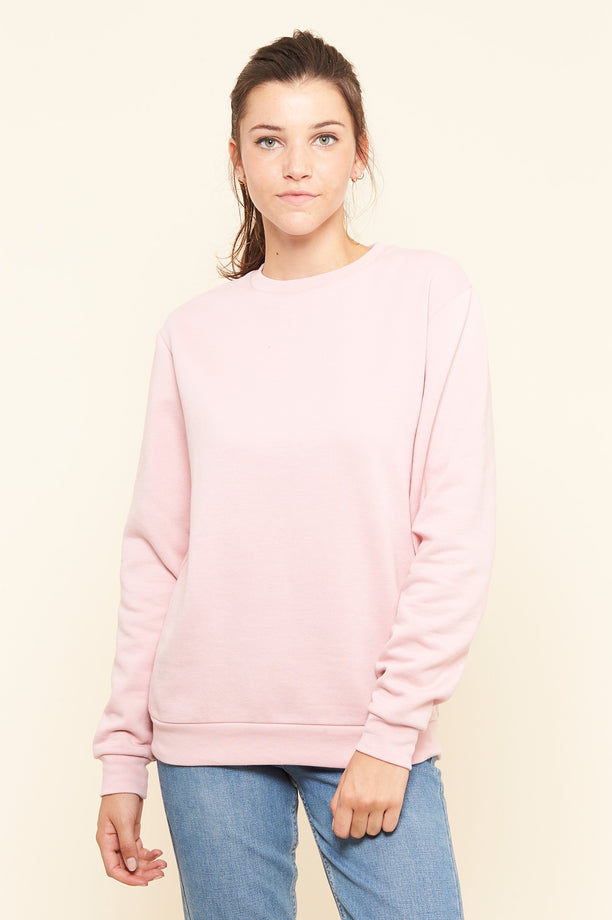 Sweatshirt - Peach