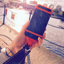 A PhoneHug® | Orange | Phone harness - PhoneHug®