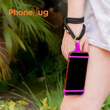 PRE_ORDER Cross-body adjustable lanyard - PhoneHug®