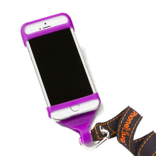 Purple PhoneHug® - PhoneHug® PhoneHug® - phone leash PhoneHug® - phone cover PhoneHug® - phone case PhoneHug® - phone lanyard