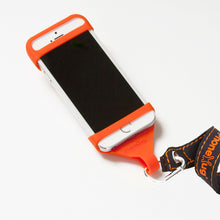 Orange PhoneHug® - PhoneHug® PhoneHug® - phone leash PhoneHug® - phone cover PhoneHug® - phone case PhoneHug® - phone lanyard