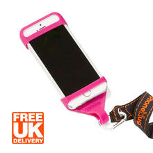 A PhoneHug® | Hot Pink | Phone harness - PhoneHug®