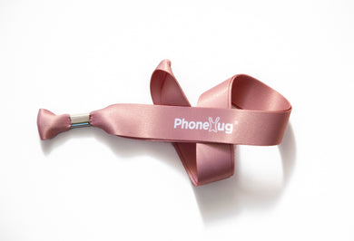 Rose Gold Lanyard - PhoneHug® Lanyard - phone leash Lanyard - phone cover Lanyard - phone case Lanyard - phone lanyard