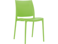 Maya Thermoplastic Chair in 10 Colours | Breakout | Kitchen | Meeting