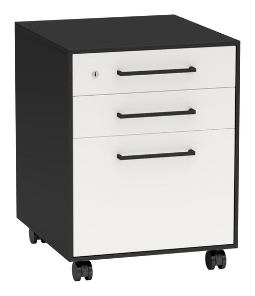 Nexus Storage - Mobile Pedestal with Lockable Drawers