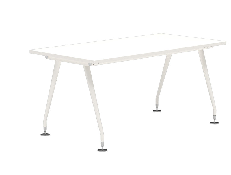 Origin Straight Desk 1800X750 White
