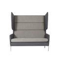 Versis Breakout Quiet Lounge Three Seater High Back