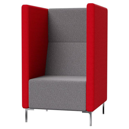 Yara Standard High Back Single Seater Quiet Breakout Lounge