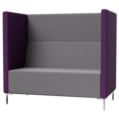 Yara Standard High Back 2 Seater Quiet Breakout Lounge