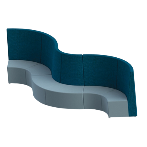 Flix Tall Modular Seating Components