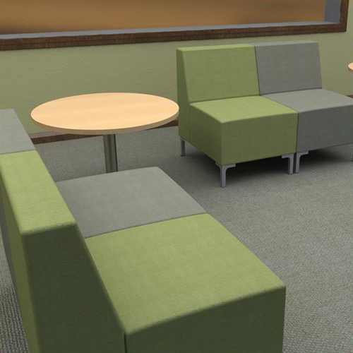 Flo Standard Modular Seating Components