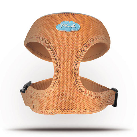 Basic Geschirr Air-Mesh Orange L