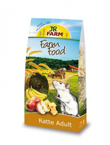 JR Farm Food Ratte Adult