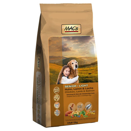 Mac´s Dog TR Senior/Light 12kg