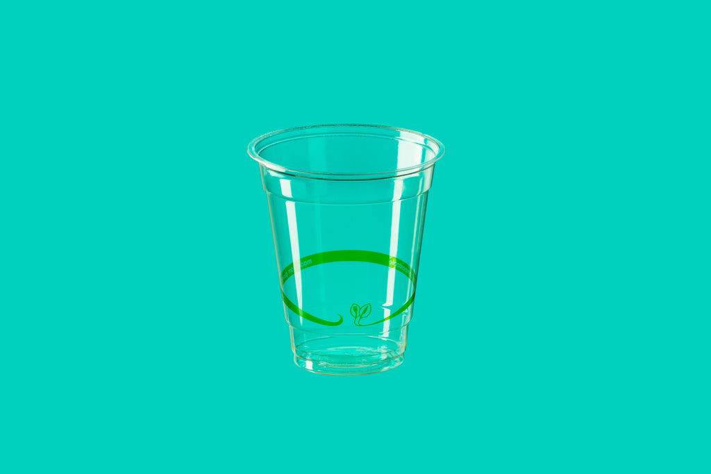 Vaso PLA compostable 12oz