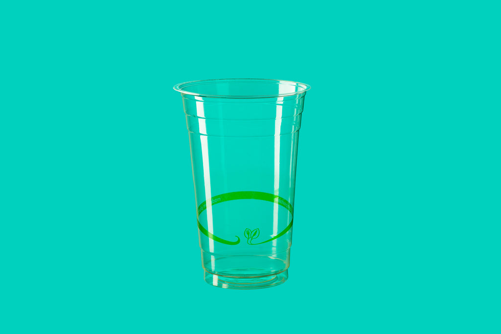 Vaso PLA compostable 20oz