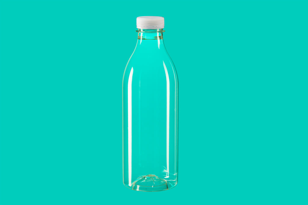 Botella PET 1000ml con tapa