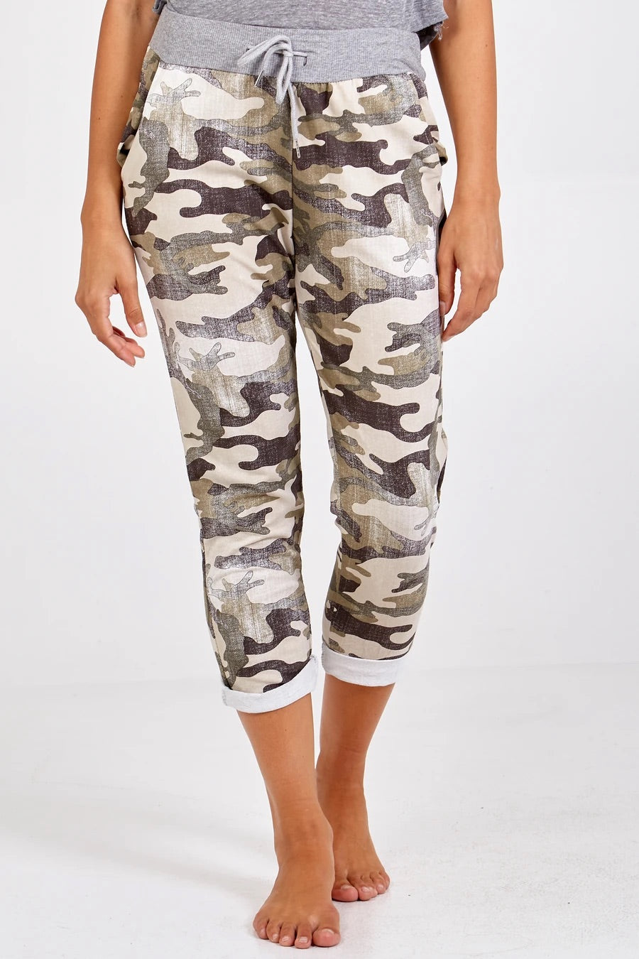 Camouflage Joggers - KC Dresses