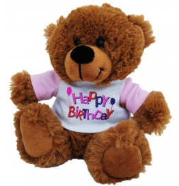 Happy Birthday Bear Girl