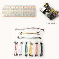 Breadboards & Jumpers