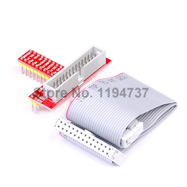 Raspberry Pi to Breadboard Adapter (26 pin)