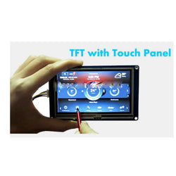 Nextion HMI LCD display module + touch interface 2.8""