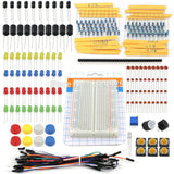 Breadboard Starter Kit for Arduino, includes components