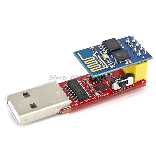 USB programming adapter for ESP-01
