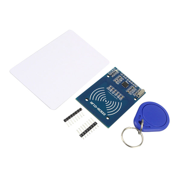RC522 RFID module with two tags