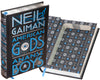 American Gods (and Anansi Boys) by Neil Gaiman (Leather-bound)
