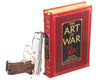 Gun Book Safe - The Art of War by Sun Tzu (Leather-bound)