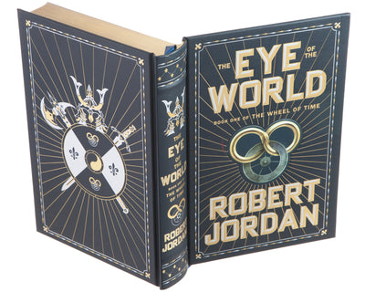 Eye of the World by Robert Jordan (Leather-bound)
