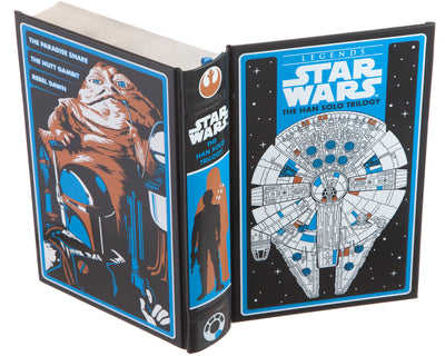 Star Wars Legends - The Han Solo Trilogy (Leather-bound)