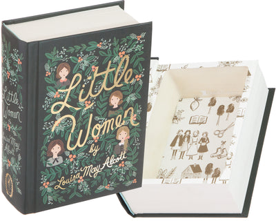 Hollow Book Safe: Little Women by Louisa May Alcott