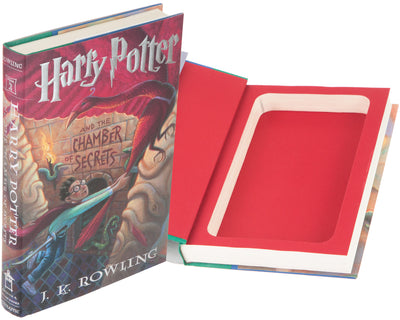 Hollow Book Safe: Harry Potter and the Chamber of Secrets by J.K. Rowling